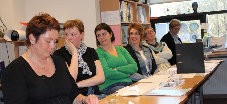 Frá aðalfundi KvAk 2011